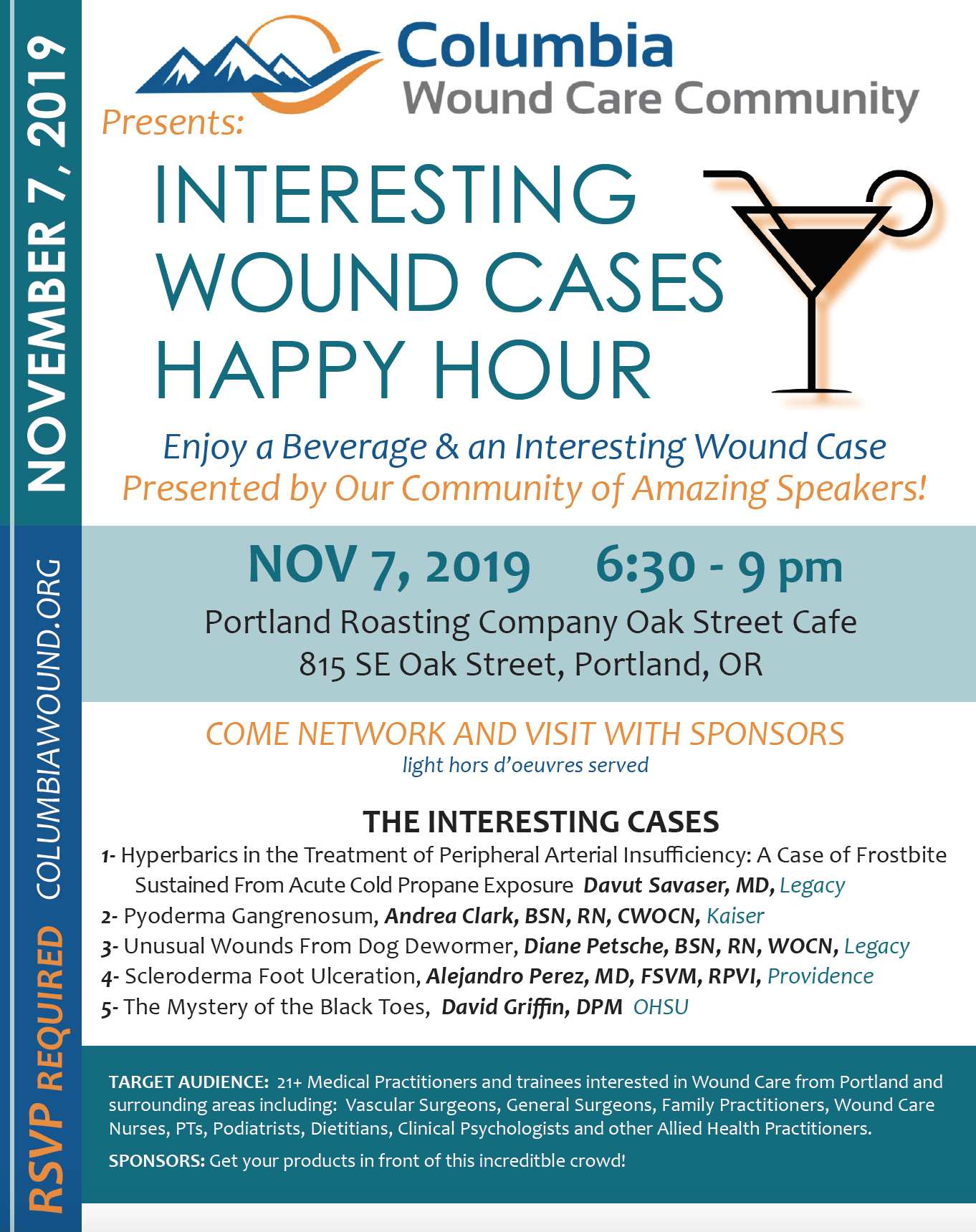 Portland, OR Wound Care CWCC